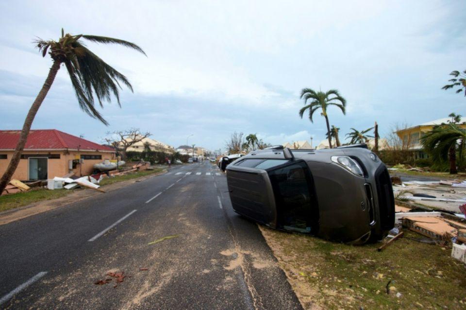 Aux Antilles les pros de l'hôtellerie obtiennent des mesures d'aides — Ouragan Irma