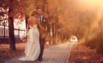mariage en Octobre